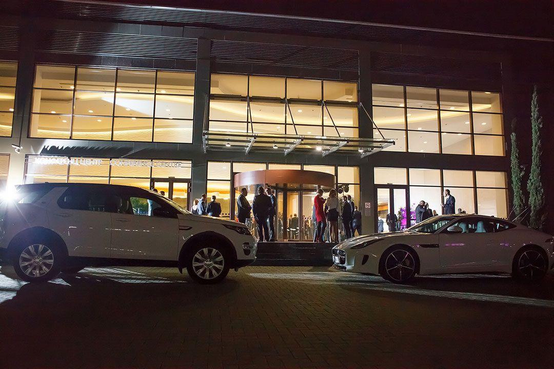 Съезд дилеров Jaguar & Land Rover