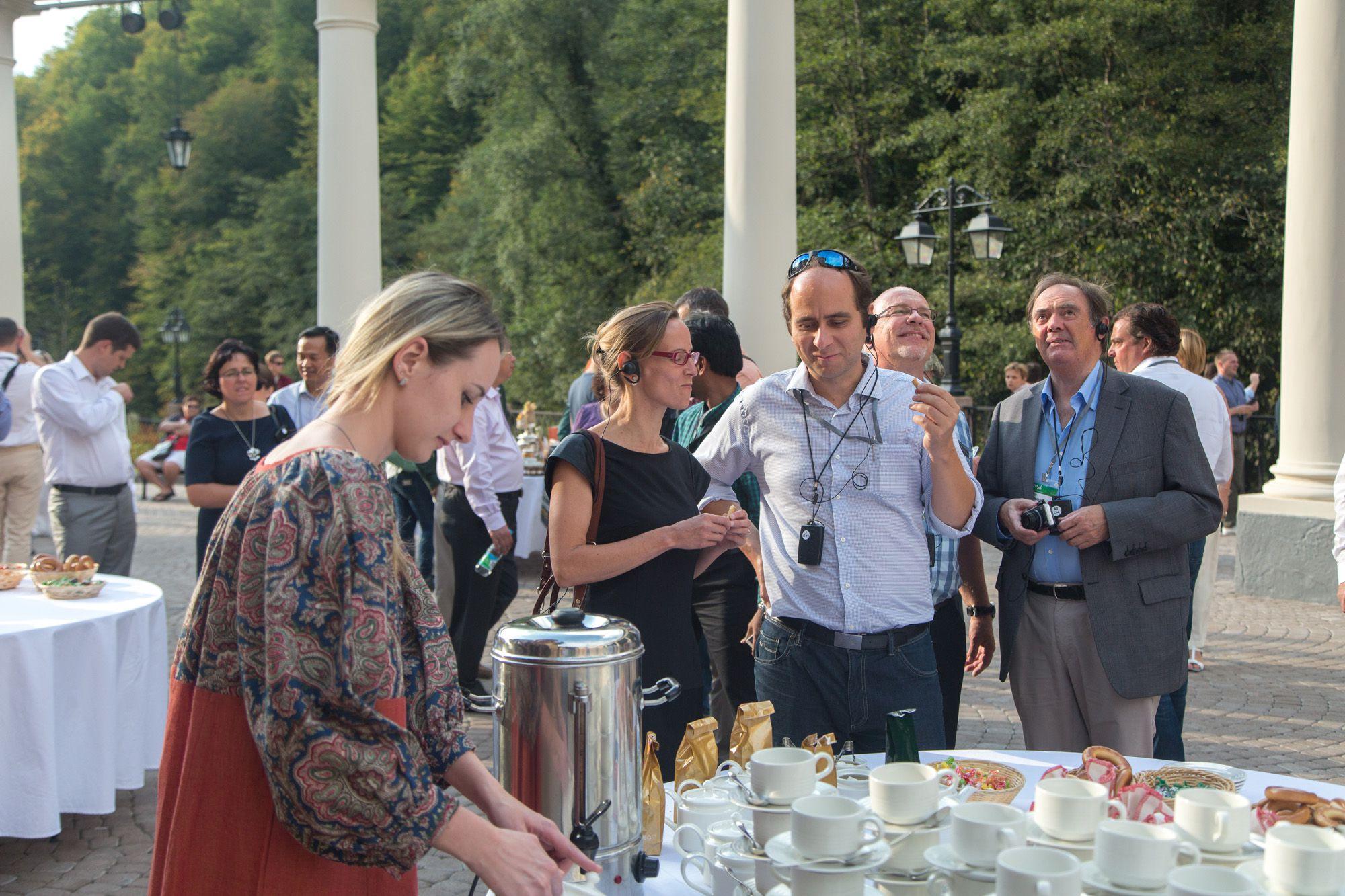 Шестая Международная научно-практическая конференция по защищенной печати Watermark Conference-2015