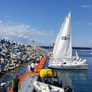 Яхт-регата компании Harman