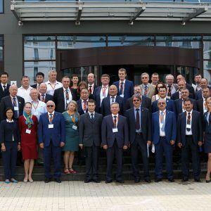 II Евразийский горно-геологический форум и  ХХI сессия Межправительственного совета стран СНГ