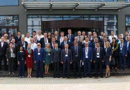 II Евразийский горно-геологический форум и  ХХI сессия Межправительственного совета стран СНГ по разведке, использованию  и охране недр