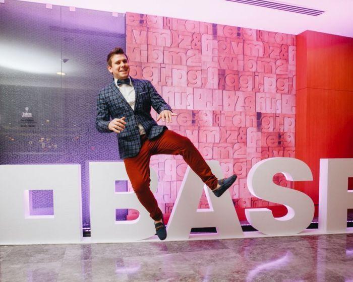Корпоративное мероприятие BASF 2018