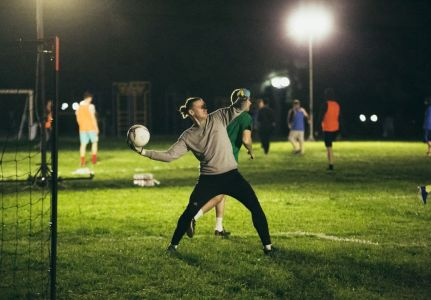 Футбольный тимбилдинг (Геленджик)